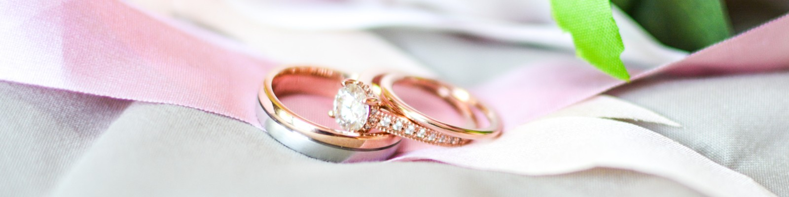 Rose Gold Engagement Rings at Rumanoff's Jewelers