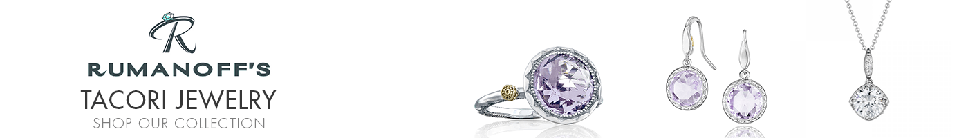 Tacori Jewelry at Rumanoff's Jewelers